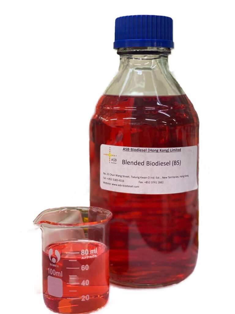 Biodiesel B5